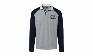 Porsche Driver's Selection Men's Rugby Shirt- Martini Racing