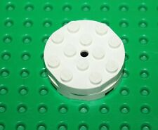 Lego Vintage Turntable 4x4 White réf 3404ac01/set 145.801.800.337.7.153.113.335