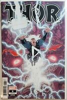 Thor 6 2020 1st Print Variant - Black Winter - NM Marvel Comics - First Printing