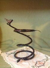 Longaberger Collector's Club Wrought Iron Bird Bath Stand