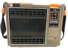 General Electric 8 Track Player Model 3-5505C RARE Boxcar Willie DOES NOT WORK