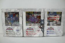 Transformers Legend Of The Microns DVD 5 6 7 Lot complete Takara Armada Minicon