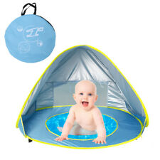 Baby Beach Tent Up Portable Shade Pool UV Protection Sun Shelter For InfantUS