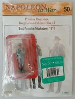 Del Prado - Napoleon at War - Issue 50 - East Prussian Musketeer, 1813