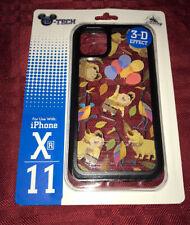 DISNEY PARKS D-TECH PIXAR UP KEVIN RUSSELL DUG 3D iPHONE XR/11 CASE COVER 2021
