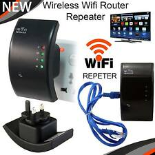 WiFi Repeater Signal Wireless Booster Extender PC Router Internet Long Range WPS