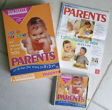 CD HACHETTE MULTIMEDIA - PARENTS - Tout savoir sur l'évolution de votre bébé -PC