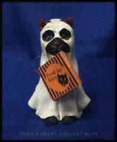BETHANY LOWE HALLOWEEN SPOOKY GHOST CAT  # TD5027
