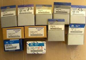 11 x HYUNDAI Thermostat Originalersatzteil HYUNDAI