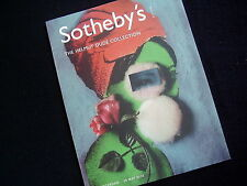 CATALOGUE~SOTHEBY~THE HELMUT DUDÉ COLLECTION~2003~CONTEMPORARY ART