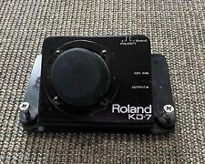 Roland KD7 Bass Drum Trigger