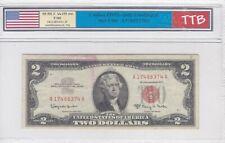 BILLET DE 2 DOLLARS 1963 U.S.A. TTB!!!