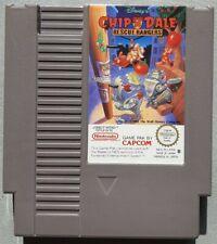 Jeu CHIP'N DALE RESCUE RANGERS - Nintendo NES - PAL - Cartouche seule