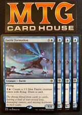 FREE TOKEN 4x Wall of Frost LP M14 Core Set 2014 MTG Magic Cards Blue Uncommon