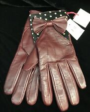 Ladies Leather Gloves by Dents