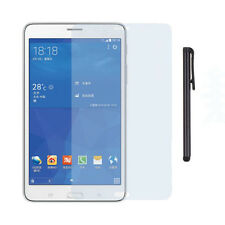 "Screen Protector Mirror Film For Samsung Galaxy Tab4 7"" T230 Touch Stylus Pen"