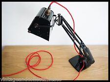 Vintage Hadrill & Horstmann Counter Balance 20th Siècle Lampe De Bureau pluslite