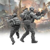 1/35 YUFAN Model Modern Army Soldier Resin Figure Model
