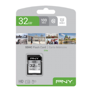 NEW 32GB High Speed SDHC SD Card Class 10 UHS-I Memory Card 100MB/S For Camera