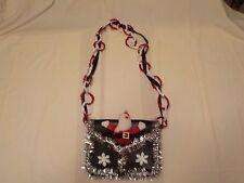 Ugly christmas purse
