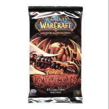 Warcraft * Fires of Outland - Booster Pack x 1 * Spectral Tiger Loot?