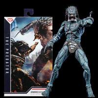 "NECA The Armored Assassin Predator Action Figure 11""PVC Deluxe Collectible Model"