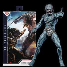 "NECA The Armored Assassin Predator Action Figure 11""PVC Deluxe Collectible Model"