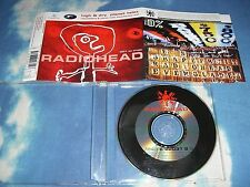 RADIOHEAD - HIGH & DRY CD1 UK CD Single 4 TRK /PLANET TEL