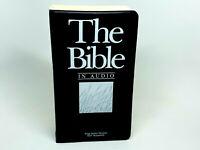 The Bible In Audio On Cassette King James Version KJV New Testament