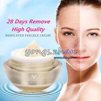 28days remove freckle speckle peels dark spot face facial skin whitening cream