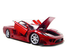 SALEEN S7 TWIN TURBO RED 1:12 DIECAST MODEL CAR BY MOTORMAX 73005