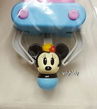 Disney Minnie Mouse UFO Clip Toy Keychain Mascot, 1pc - Subarudo     ^_^1