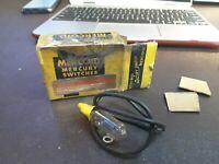 "9-81BBR MERCOID 9-81 Mercury Switches. 9-81BBR 7"" NEW NOS $19"