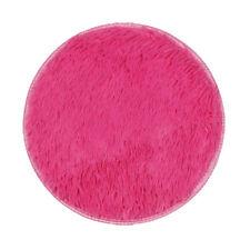 40*40CM Thickened Circular Carpet Mats Home Room Bedroom Carpet Floor Mat Rug
