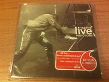 CD PROMO VODAFONE VERDE VASCO ROSSI TRACKS LIVE ITALY PS 2003 LOR1