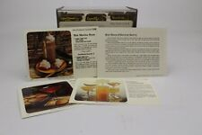 Vtg Random House 1977 Mixed Drink Recipe Card Collection for Super Bowl Party