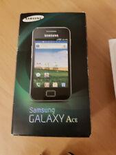 Samsung Galaxy Ace GT S5830 neuwertig im original Karton