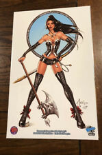 Grimm Fairy Tales Escape From Wonderland #0 Tucci Fantastic Realm Variant Con Ex
