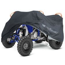Waterproof XL Black Quad ATV Cover Storage Dust Portection For Yamaha YFZ 450