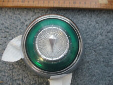 nos 1955 1956 1957 hudson horn button emblem  steering wheel