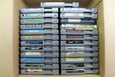 Discounted Nintendo NES Lot Of 25 Games - Bad News Baseball, SMB, Nightmare Elm