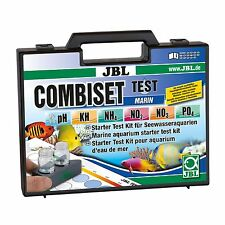 JBL Test Combi Set Marin Starter Test Kit für Meerwasser-Aquarien Wassertest