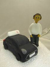 Driving instructor/ learner driver edible, pass test /birthday cake topper,