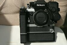 NIKON F2AS +MD-2+MB1+ DS12