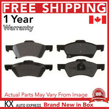 PREMIUM FRONT CERAMIC BRAKE PADS DODGE GRAND CARAVAN 2003 2004 2005 2006 2007