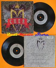 LP 45 7'' CHER Love under standing Trail of broken hearts 1991 GEFFEN cd mc dvd