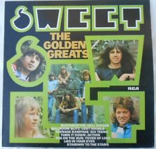 Sweet The Golden Greats 33T LP france french pressing PL 25111