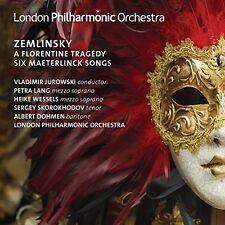 Zemlinsky / Lang / W - Florentine Tragedy & Six Maeterlinck Songs [New CD]