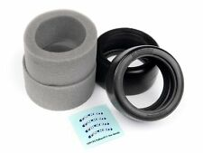 HPI 1/10 Falken Azenis 34mm Slick Rubber Wheel Tyres (2) #109157 OZ RC Models