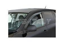 Coppia deflettori antiturbo fume' Farad Lancia Delta 5porte dal 2008> FTB